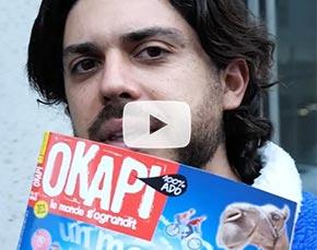 Visitez la rédaction d'Okapi en vidéo